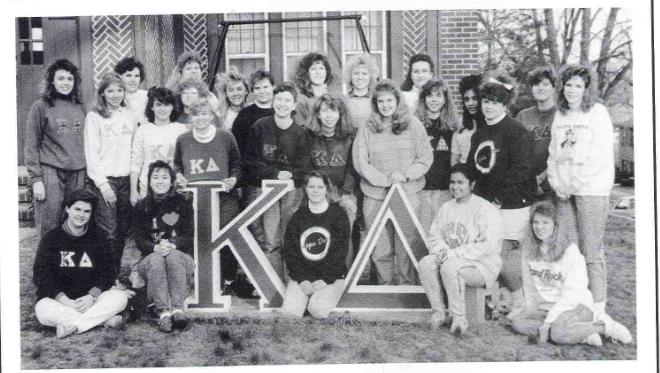 Vintage Kappa Delta